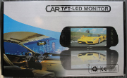 Non-compliant rear view camera - packaging