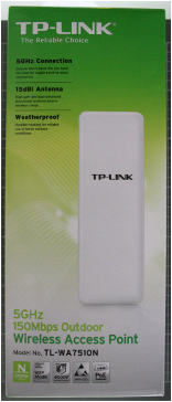 Non-compliant wireless access point, packaging