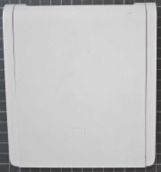 Non-compliant WLAN access point view from top