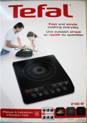 Non-compliant induction hob - Packaging