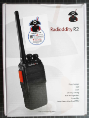 RADIODDITY R2 - Packaging