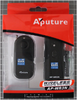 APUTURE - Packaging