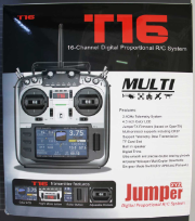 JUMPER T16 PRO HALL - packaging