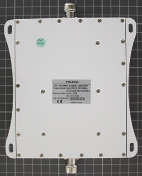Non-compliant GSM/UMTS repeater view from bottom