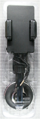 Non-compliant FM-Transmitter with packaging