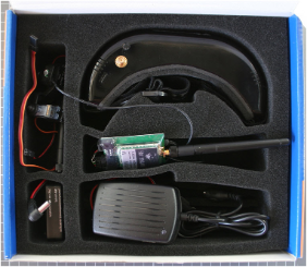 Non-compliant wireless video transmission system, set