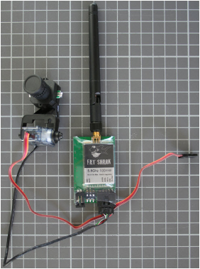 Non-compliant wireless video transmission system, transmitter