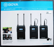 BOYA BY-WM8 PRO-K1/2 - emballage