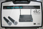 ALPHA AUDIO MIC ONE DUAL - Emballage