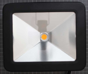 Projecteur LED non-conforme vue de face